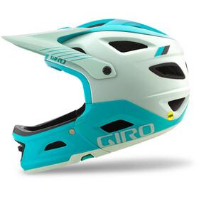 Giro Switchblade MIPS Casque, matte mint/glacier